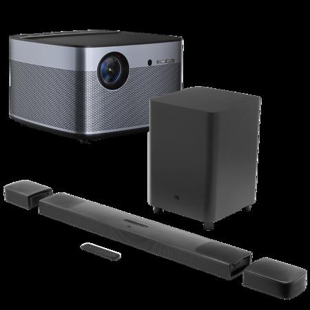 Zestaw kina domowego XGIMI H2 + JBL 9.1 Dolby Atmos
